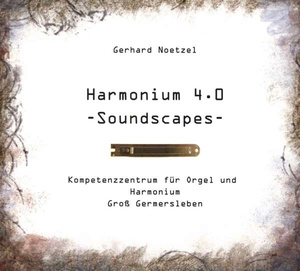 "CD-Cover ""Harmonium 4.0"""